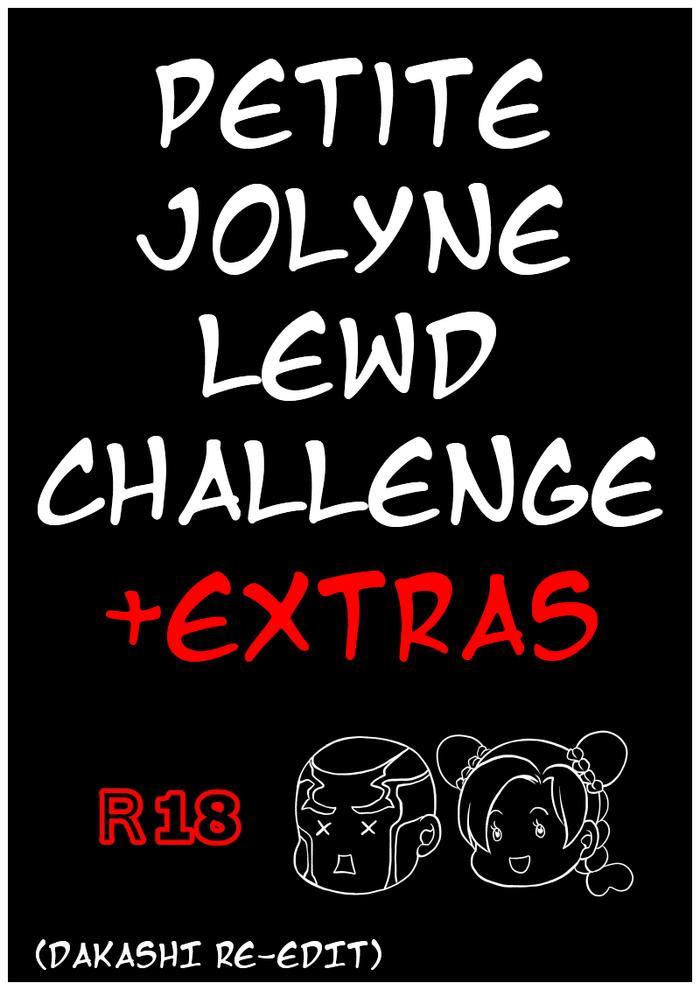 petite jolyne lewd challenge extras cover