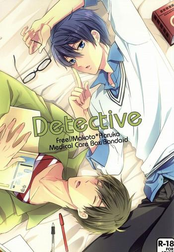 detective cover