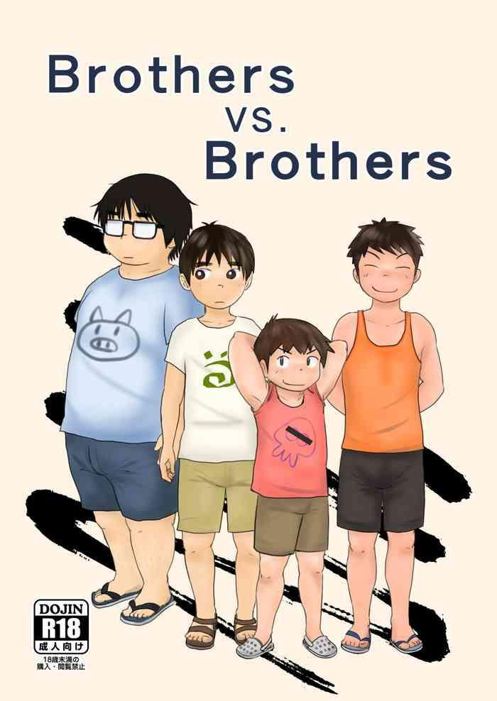 brothers vs brothers cover