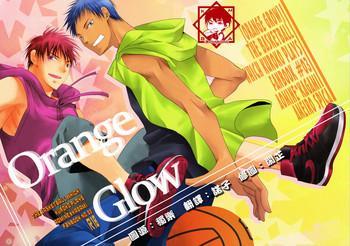 orange glow cover